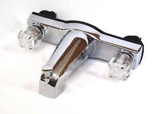 details about mobile home bath tub faucet 2 valve diverter
