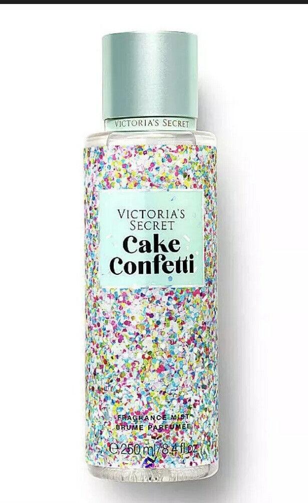 Victoria S Secret Cake Confetti 8 4oz Women S Body Spray For Sale Online Ebay