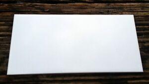 detalles acerca de baldosa ceramica blanco 4x8 subway crossville pared y antisalpicadura se vende por pieza mostrar titulo original