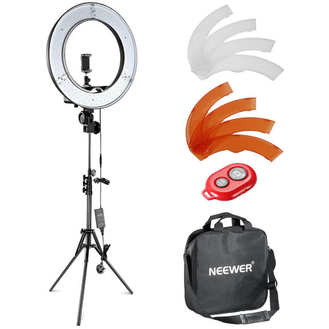 Neewer 14-inch Ring Light and Stand