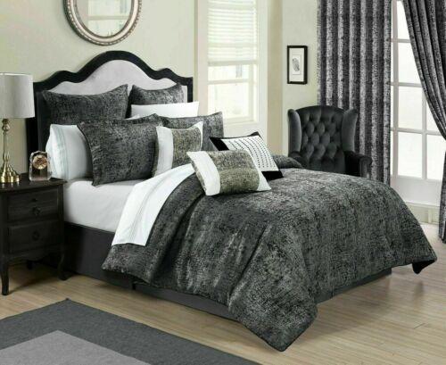 de luxe jacquard matelasse couvre lit ensemble de literie avec taie d oreiller double king size