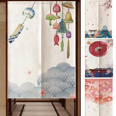 japanese noren door curtain doorway curtain cotton linen room divider home decor ebay