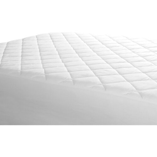 mattress pad cover queen size pillow top topper thick luxury bed bedding white home garden patterer bedding