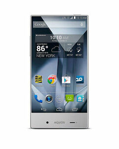 Sharp Aquos Crystal 306SH Black (Sprint) Android Smartphone - Clean ESN