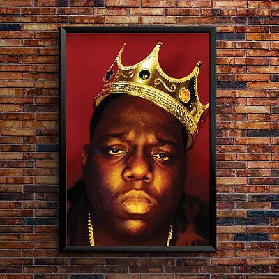 luke cage biggie smalls notorious big poster print art decor hip hop rap ebay
