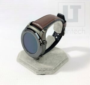 Huawei Watch 2 Classic Smart Watch with Brown Band LEO-BX9 USED
