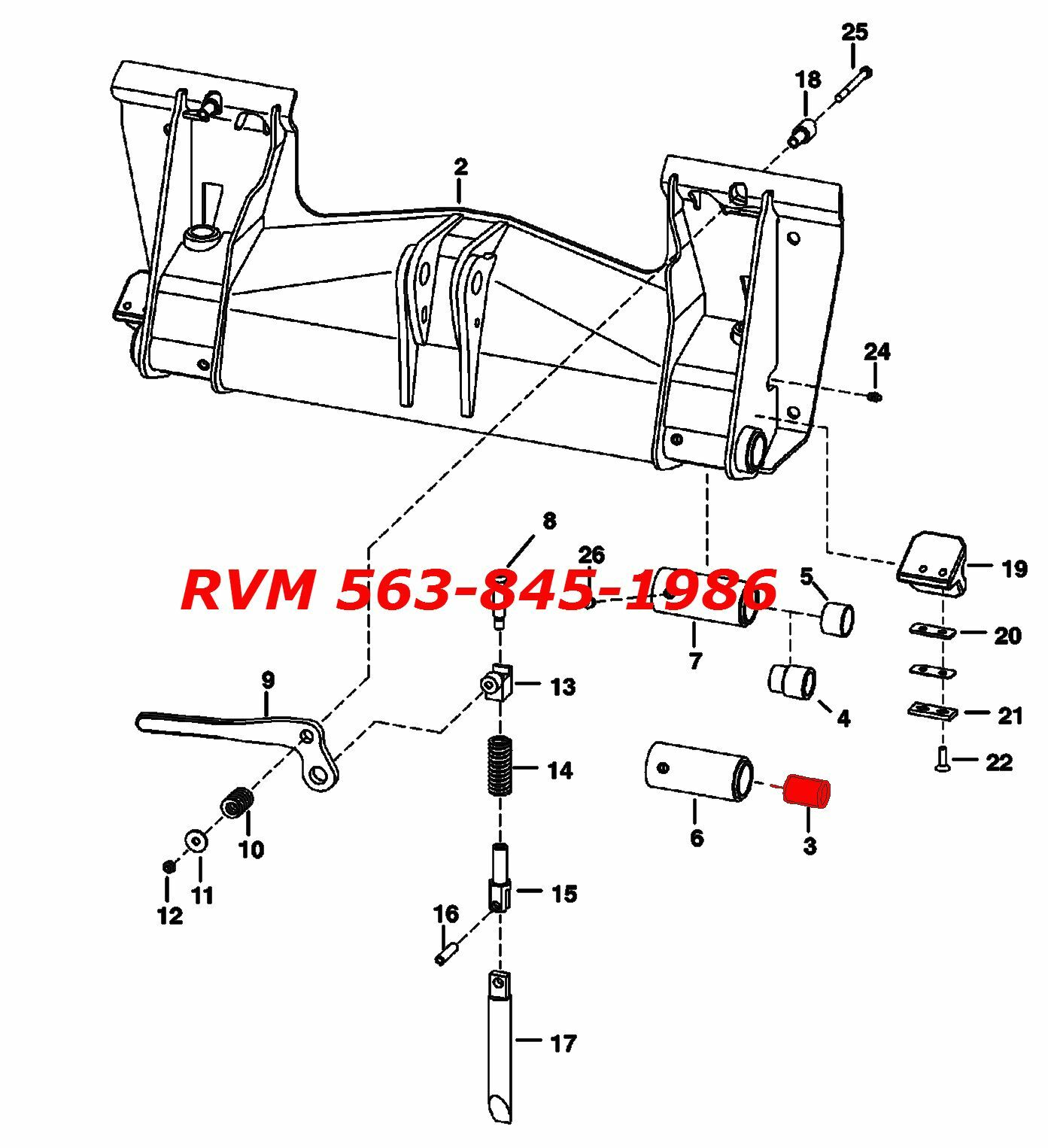 732 Bobcat Lift Cylinder Schematic