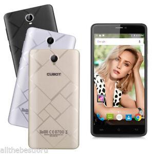 "6"" Cubot Max 4G LTE Smartphone Android6.0 Octa-Core 3GB+32GB 4100mAh Unlocked FM"