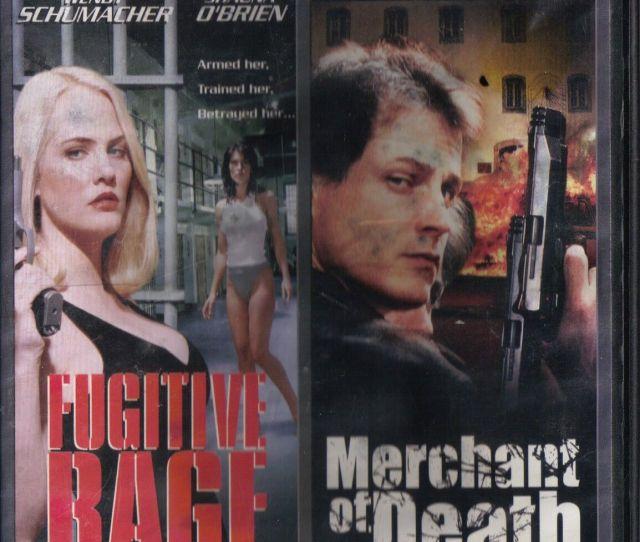 Fugitive Rage Merchant Of Death Dvd Shauna Obrien Wendy Schumacher Oop R Ebay