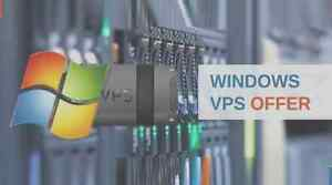 Windows Virtual Private Servers CHEAP VPS+2GB RAM+100GB HDD+UNMETERED BANDWIDTH