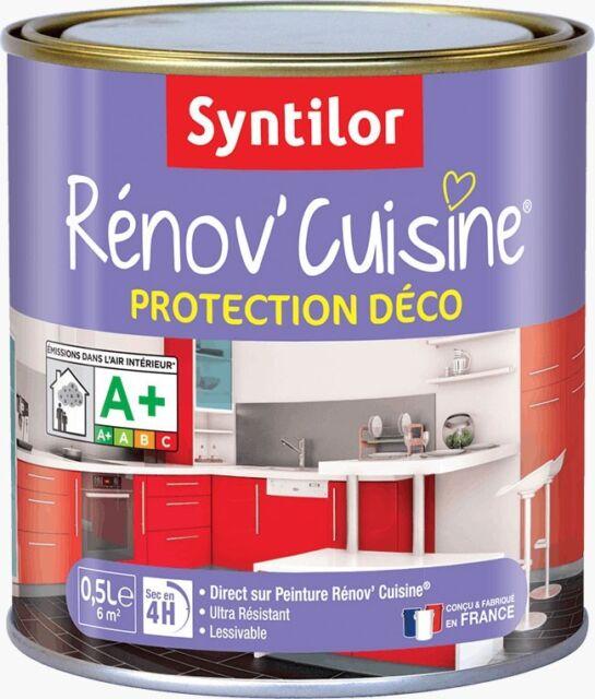 vernis resine de protection sur bois et peinture syntilor 500ml