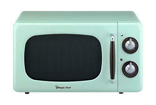 magic chef 7 cu ft retro microwave 700w mcd770cm for sale online ebay