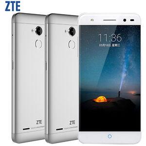 "Original ZTE Blade A2 MT6750 Octa Core 5"" 4G LTE Smartphone 2GB+16GB Fingerprint"