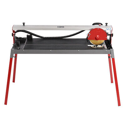 8 commercial tile saw 1200w 920mm electric wet tiles cutter marble cut machine ebay