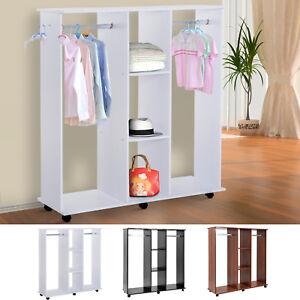 armoire dressing 120 cm bright shadow
