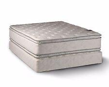 Princess Dream Plush Pillowtop Eurotop King Size Mattress And Box Spring Set
