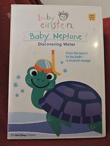 Baby Einstein Baby Neptune Discovering Water Dvd 2002