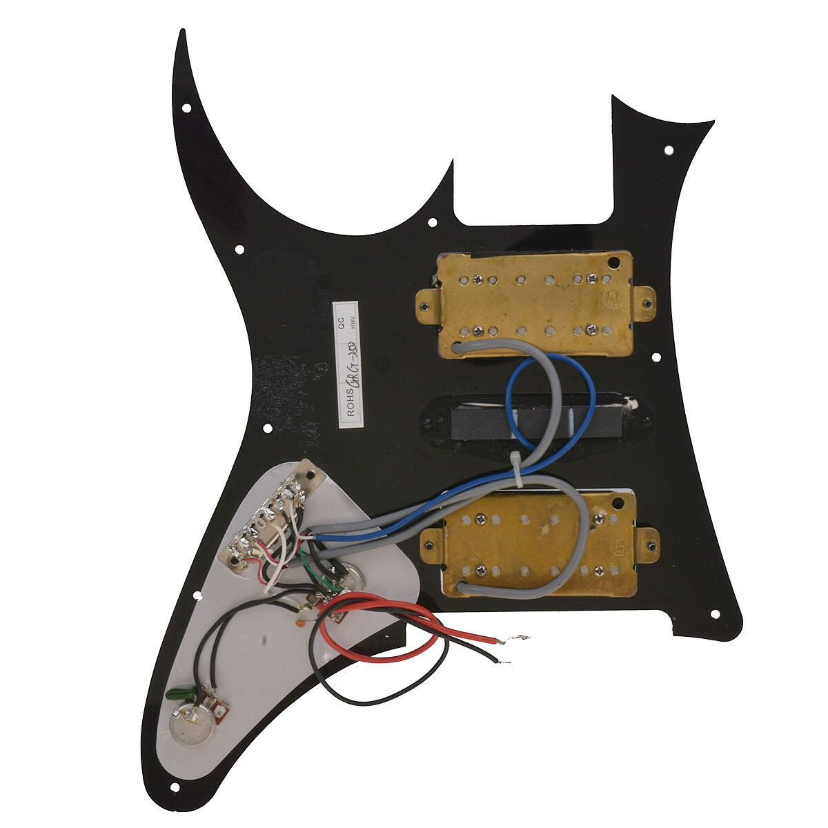 Loaded Prewired Pickguard For Ibanez Grg250 Electric