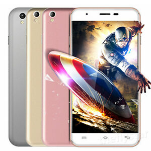 "5.5"" OUKITEL U7 Plus 4G LTE HD Smartphone Android6.0 Quad Core 2GB+16GB Dual SIM"