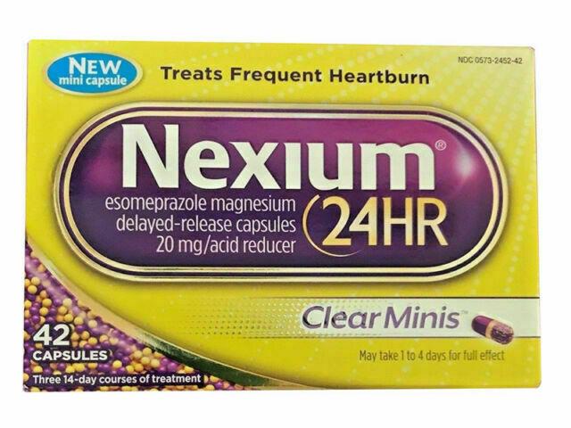Nexium can you open capsules amazon