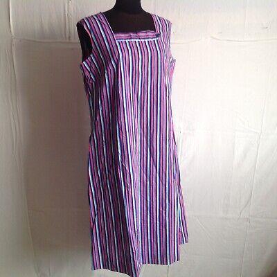afibel robe tablier femme t 46 rofe 04 02 5 20b vintage ebay