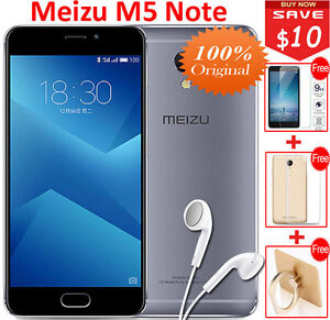 MEIZU M5 Note Meilan Note 5 Smartphone Flyme 5 MTK6755 Octa Core 4G GPS Touch ID
