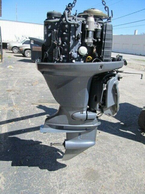 Yamaha 115hp 115 Hp Outboard Motor F115