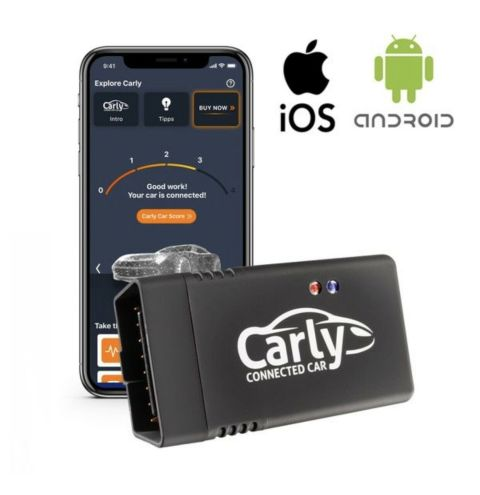 Carly Universal Adapter BMW Diagnostic Best App for (iOS/Android) 2