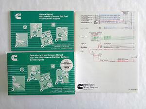 Cummins Owners & Operation Maintenance Manuals ISBe & ISB