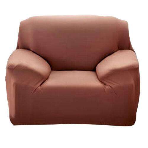 housse canape couverture 1 4 place sofa fauteuil extensible protecteur maison nf