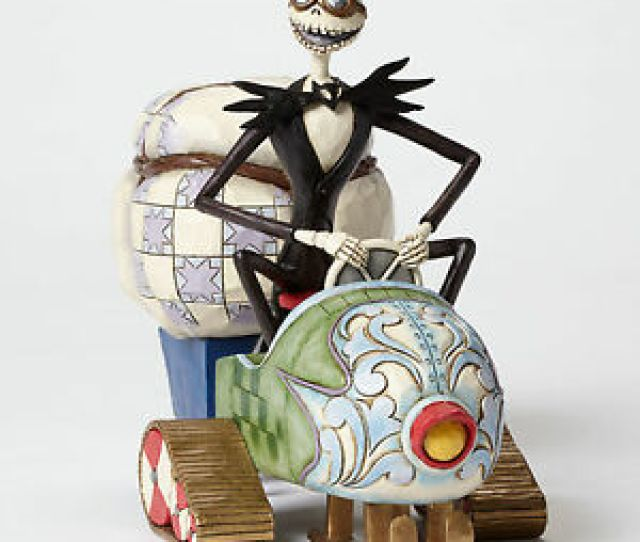Disney Traditions Jim Shore Jack Nightmare Before Christmas Delivered   Out Of  Stars