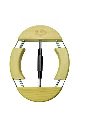 Haibeir 4 Way Wooden Hat Stretcher Black For Adults One Size From 7 1 2 To 9 1 2 Ebay