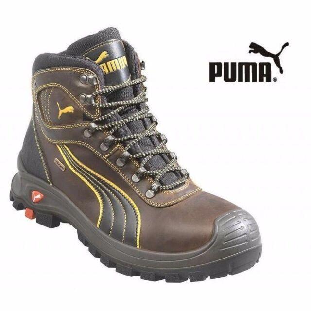 Arbeitsschuhe Sicherheitsschuhe S3 Puma Sierra Nevada Mid 630220 Gunstig Kaufen Ebay