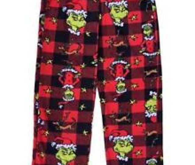 Image Is Loading The Grinch Movie Christmas Lounge Pants Womens Dr