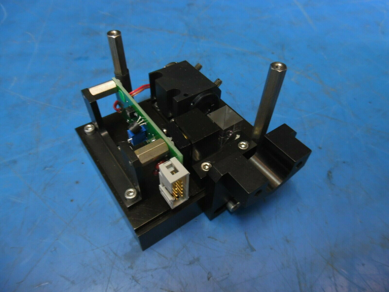 Teledyne Laser Assembly Left w Cirexx CSS1403B Regulator and Emitter