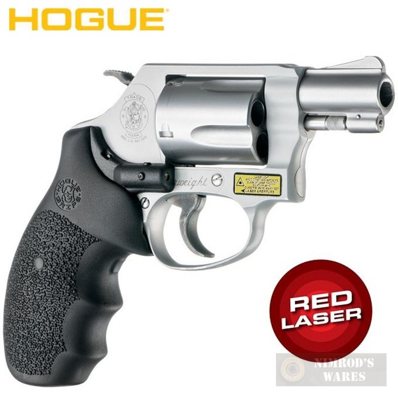Hogue Laser Enhanced Grips For The J Frame Revolver | oceanfur23 com
