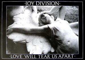 details zu joy division poster love will tear us apart