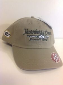 THORNBERRY CREEK GOLF HAT NWT  GREEN BAY PACKERS LOGO    eBay Image is loading THORNBERRY CREEK GOLF HAT NWT GREEN BAY PACKERS