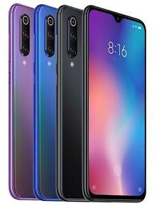 "Xiaomi Mi 9 SE 64GB (FACTORY UNLOCKED) 5.97"" 6GB Ram Blue Black Violet (Global)"