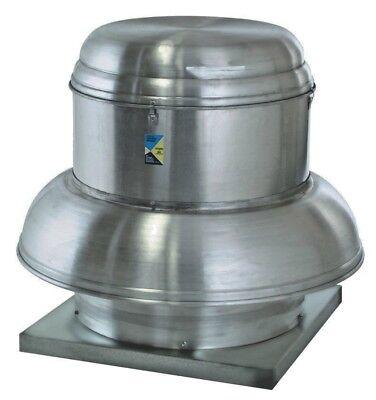 centrifugal downblast exhaust fan 4000 cfm 28 base ebay