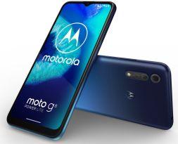 MOTOROLA Moto g8 Power Lite 6,5 Zoll 64 GB Triple Kamera DualSIM blau B-WARE