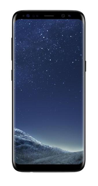 Samsung Galaxy S8 Sm G950f 64gb Midnight Black Unlocked Gunstig Kaufen Ebay