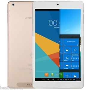 "Teclast X80 Power Tablet PC Win10 + Android 8.0"" 64bit Quad Core 1.44GHz 2G+32G"