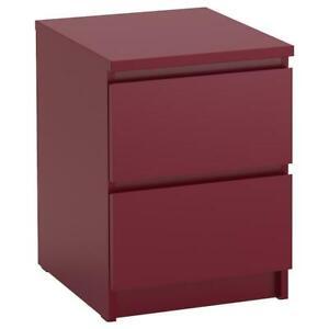 Ikea Kommode Rot 2021