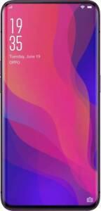 """New OPPO Find X Unlocked Dual SIM-8GB RAM+256GB ROM- 6.4"""" Full HD-Bordeaux Red"""