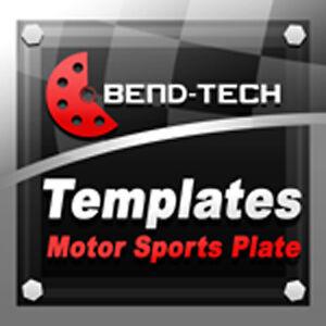 Details About Bend Tech Msp Plate Sheet Metal Templates Designing Software Tube Bender