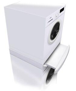 Machine A Laver Seche Linge Empilage Kit 60x60cm Pour Divers Ikea 378975 Ebay