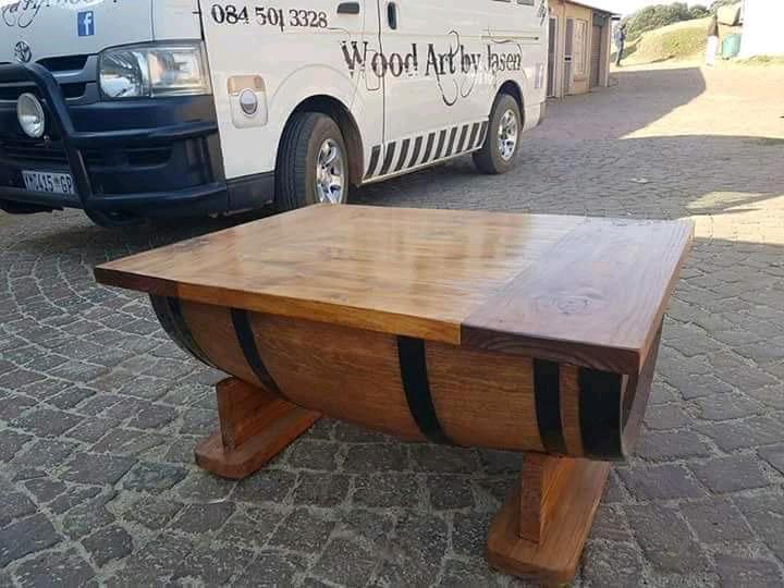 wine barrel coffee tables eastern pretoria gumtree classifieds south africa 767810273