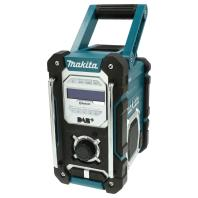 Bild 1 - Makita Akku Baustellenradio DMR 112 UKW-MW-DAB-DAB+ Bluetooth 7,2–18 V Soundbox