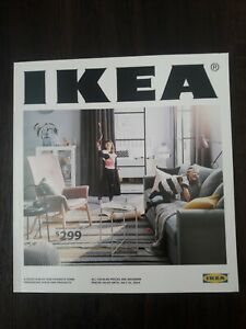 Details About 2019 Ikea Catalog 2 Brand New In Color Details Of Ikea Products 2 Catalogs